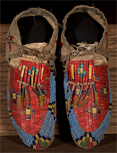 Buying Native American Moccasins