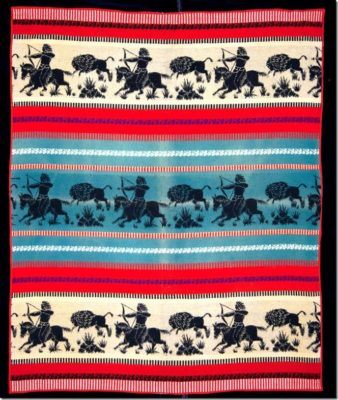 Barry Friedman Blankets